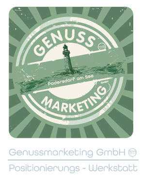 Genussmarketing Logo